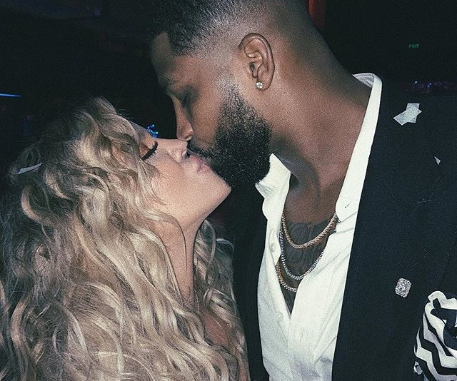 Khloé Kardashian just went Instagram official with Tristan Thompson