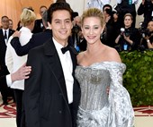 Cole Sprouse has been leaving flirty comments on Lili Reinhart's Instagram