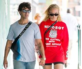 Sophie Turner explains why she was crying while on a date with Joe Jonas