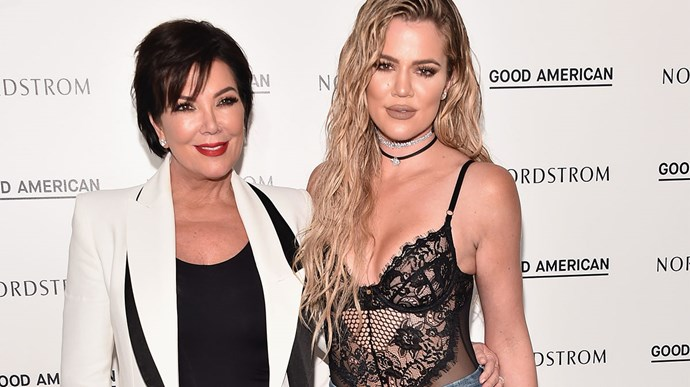 "Khloé Kardashian straight up called Kris Jenner a ""psychopath"" on 'KUWTK'"