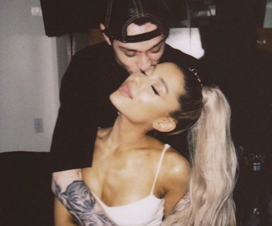 Ariana Grande has a song on her new album called 'Pete Davidson' and the lyrics are a bit of a let down