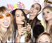 Cara Delevingne's 26th birthday party was jam-packed with celebs
