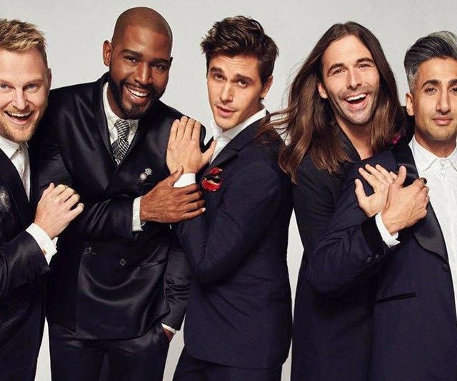 The cast of 'Queer Eye' are releasing a book and we're so ready for this