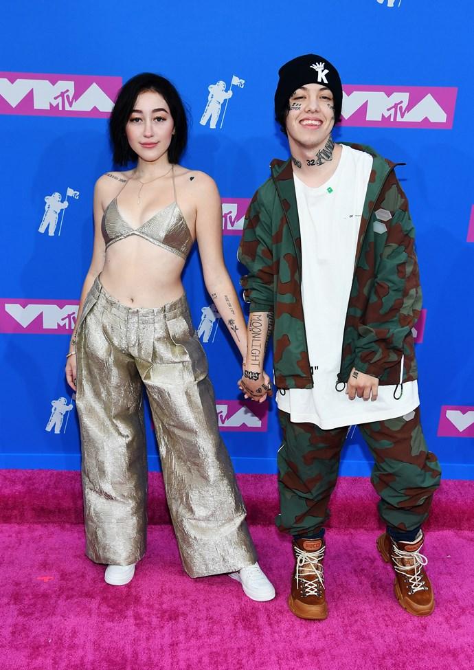 Noah Cyrus and Lil Xan
