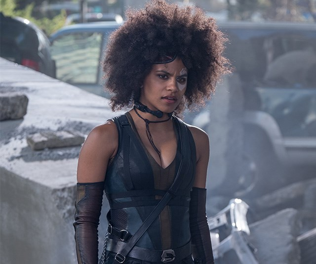 Meet Zazie Beetz: AKA Domino from 'DEADPOOL 2'