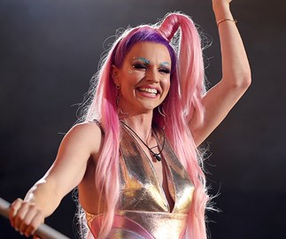Courtney Act is hosting a new bisexual+ dating show and we couldn't be more excited