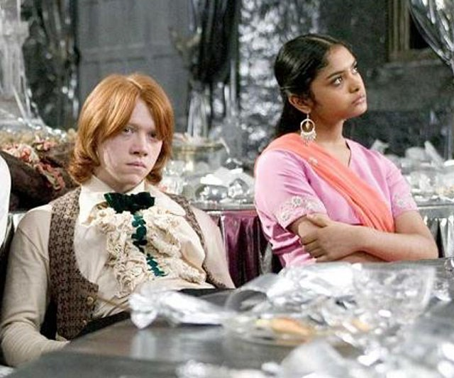 Padma Patil just got married and there was a full-blown 'Harry Potter' reunion at her wedding