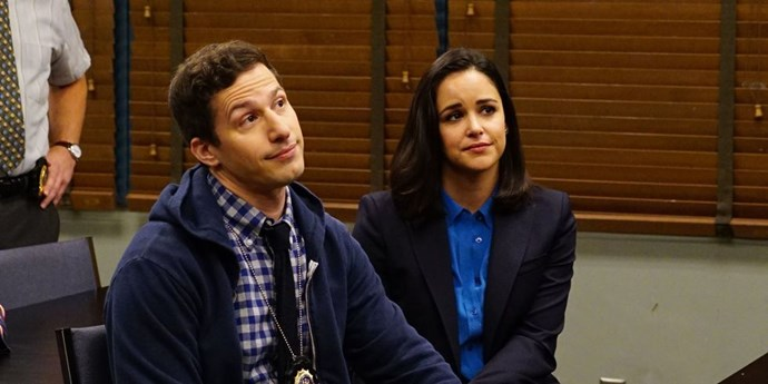 ***Brooklyn Nine-Nine* season five (September 28):** After being dramatically cancelled by its original network, Fox, and inspiring a mass fan campaign, this police sit-com was rescued by NBC and renewed for a sixth season. See what all the hype is about by watching seasons one to five.