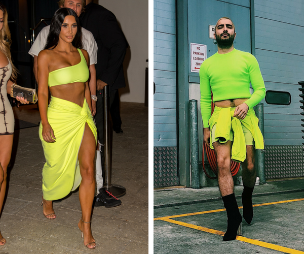 Our Fashion Editor went to NZFW and dressed like Kim Kardashian for the week
