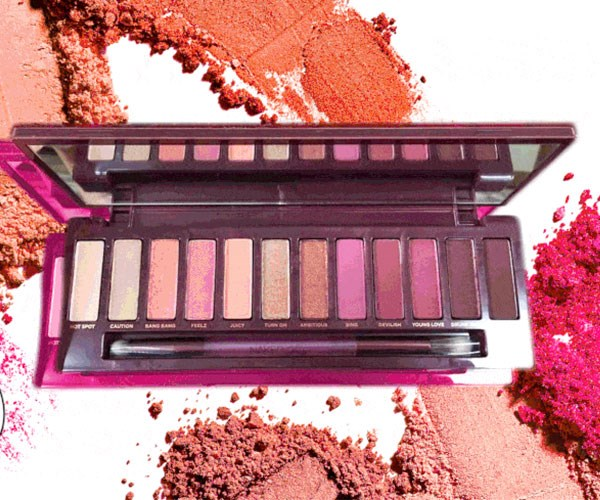 An Urban Decay Naked Cherry eyeshadow palette is on its way