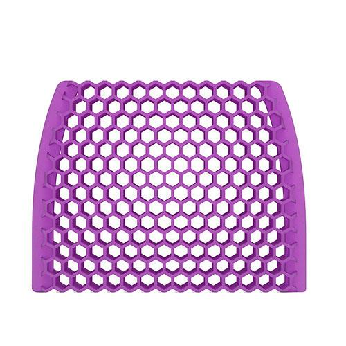 "**Nurse Jamie Exfoliband Silicone Loofah, $27 at [Revolve](https://www.revolveclothing.com.au/r/DisplayProduct.jsp?aliasURL=nurse-jamie-exfoliband-silicone-loofah%2Fdp%2FNURR-WU22&d=F&countrycode=AU&&product=NURR-WU22|target=""_blank"")** <br><br> ""In the shower, I use this anti-microbial Exfoliband from Nurse Jamie — you put your face wash on it and then rub it all over your face. Germs won't grow on it because it dries all the way out."""