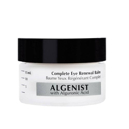 "**Algenist Complete Eye Renewal Balm, $95 at [Nordstom](https://shop.nordstrom.com/s/algenist-complete-eye-renewal-balm/3734116?siteid=ty8NUtOSnl0-zv.nscq6Em2RrcUR7ZrQlA|target=""_blank"")** <br><br> ""Then there's this gorgeous eye cream from Algenist — I love all their stuff. Their sunscreen — I love her and I love how she feels on my skin — but then it's like, why spend $30 on sunscreen when you can get an $8 one from Neutrogena? But they make masks and stuff that I would shell out for every time. Need it, have to have it."""