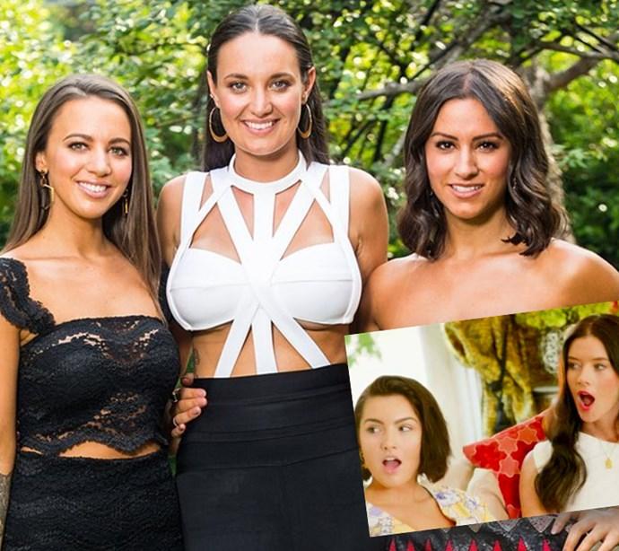 The Bachelor Australia 2018 Intruders