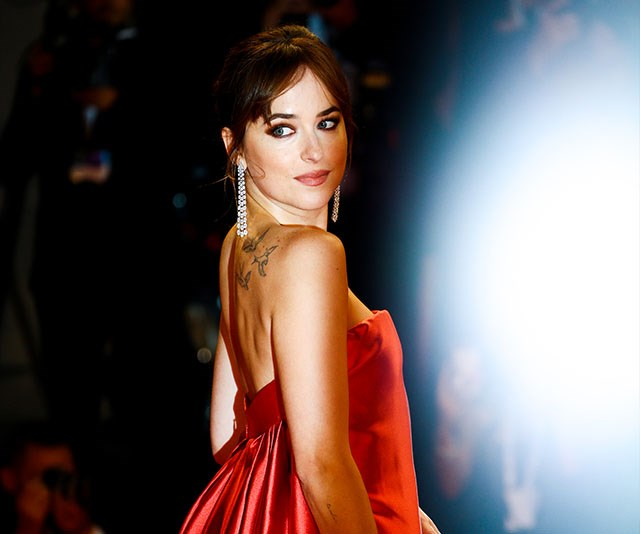 Dakota Johnson just wore the literal dress of our dreams