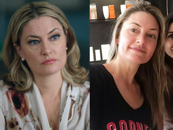 **Madchen Amick AKA Alice Cooper:** With and without makeup, this 47-year-old actress doesn't look a day over 30.
