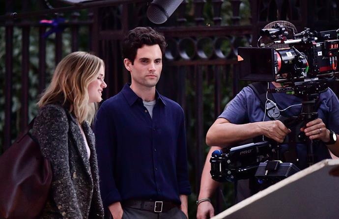 That stare. Those cheekbones. Our Dan.