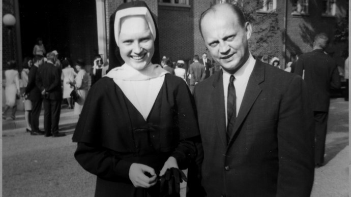 ***The Keepers*** <br> This seven-part documentary series revisits the unsolved murder of a beloved Catholic nun, Sister Cathy, in the United States in 1969. Years after her body was found, one of her former students came forward claiming she had endured horrific sexual abuse and was shown Sister Cathy's body as a warning to stay silent. Director Ryan White goes deep to solve Cathy's murder, and makes some disturbing discoveries.