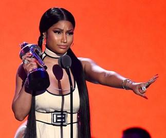 Nicki Minaj says she wants to punch Travis Scott in the face