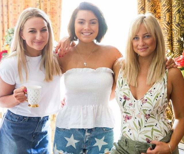 Cat, Romy and Alisha have been getting death threats after 'The Bachelor Australia' 2018