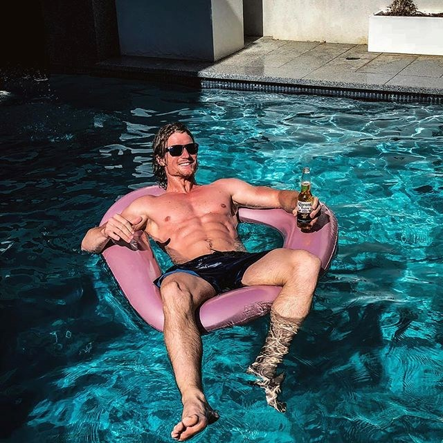 """**Richie Strahan** <br> He may have once been in the driving seat with his own season of *The Bachelor*, and enjoyed a semi-long-term relationship with his 'winner' Alex Nation, but after they split and [Alex got engaged to a woman](https://www.cosmopolitan.com.au/bachelor/alex-nation-moves-on-with-a-woman-23641