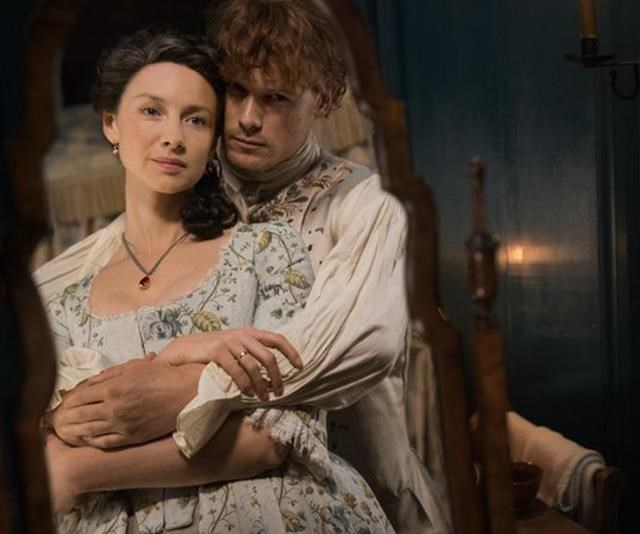 A new trailer for 'Outlander' season 4 just dropped and OMG, OMG, OMG