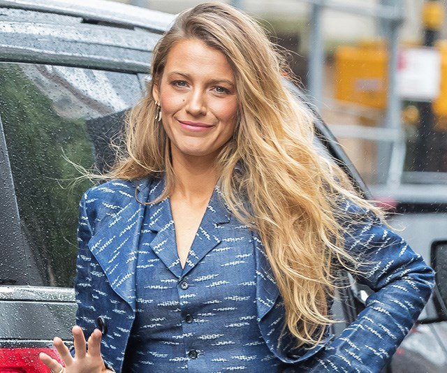 Blake Lively is continuing her suit street style crusade with some seriously bold outfits