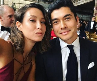 We're obsessed with Henry Golding's wife and you should be too