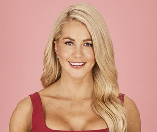 Your first look at Ali Oetjen as 'The Bachelorette Australia' is here and it's truly bizarre