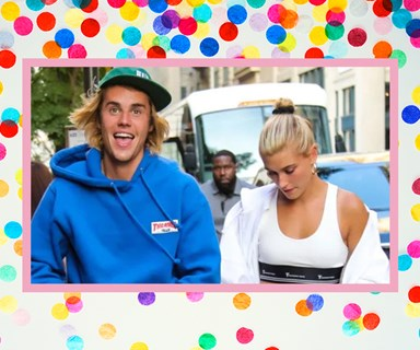 HOLD THE PHONE: Did Justin Bieber and Hailey Baldwin literally just get married?!