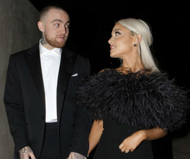 Ariana Grande just posted the most heartbreaking tribute to Mac Miller