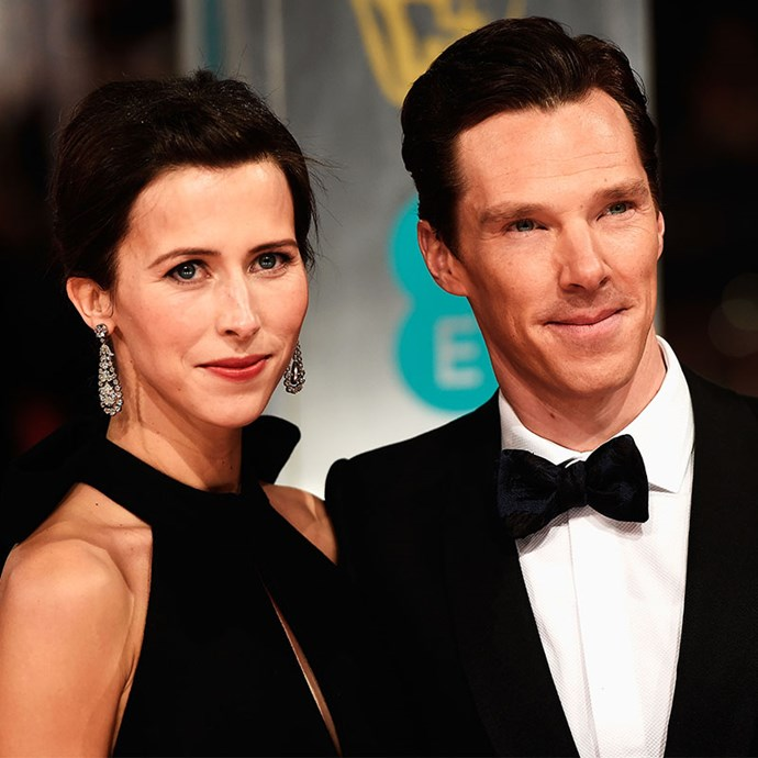 **Sophie Hunter and Benedict Cumberbatch:** This British power couple are so similar it's scary. And who knew a female version of the 'Batch could be so darn gorgeous?