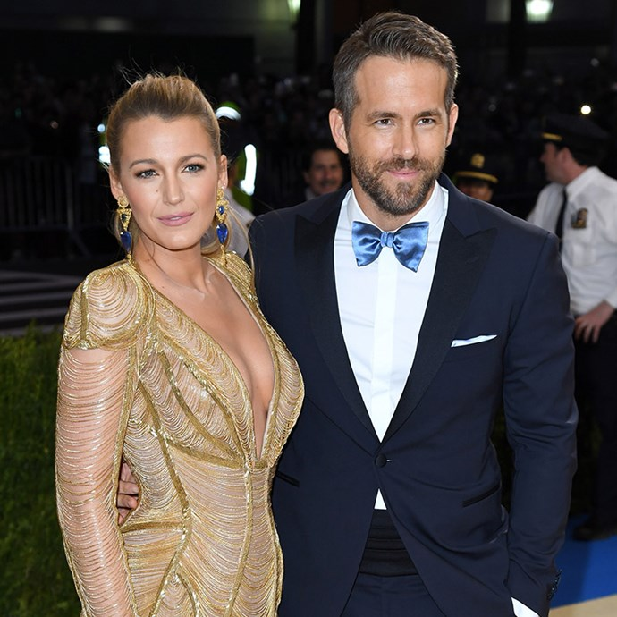 **Blake Lively and Ryan Reynolds:** The Barbie and Ken of Hollywood, these two hotties both have high foreheads, wide smiles and deep-set eyes.