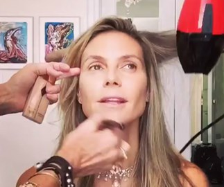 All the 2018 Emmys getting ready Instagrams, because pre-game is important y'all