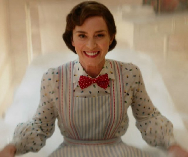 The 'Mary Poppins Returns' trailer is finally here and it's supercalifragilistic
