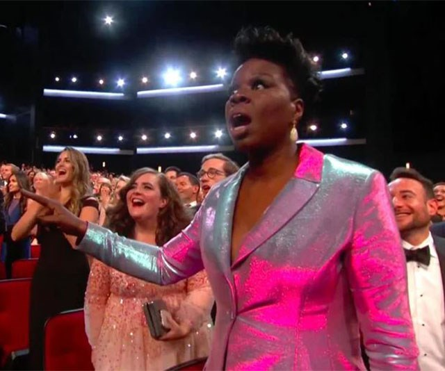 There was a proposal at the 2018 Emmys and holy sh*t we're crying