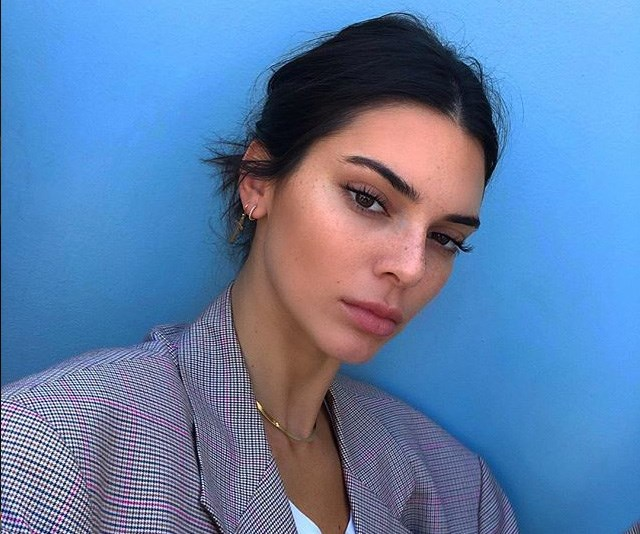 Kendall Jenner just posted her most naked Instagram ever