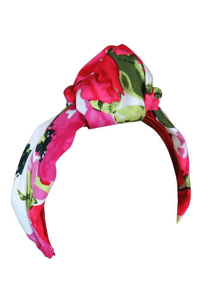 """The races are the ultimate location to make a fashion statement. So on-trend this season is the almighty hair turban. Strike a pose in this colourful number. <br> [Morgan + Taylor Floral Turban, $79.95](https://morganandtaylor.com.au/collections/fascinators/products/flora-turban