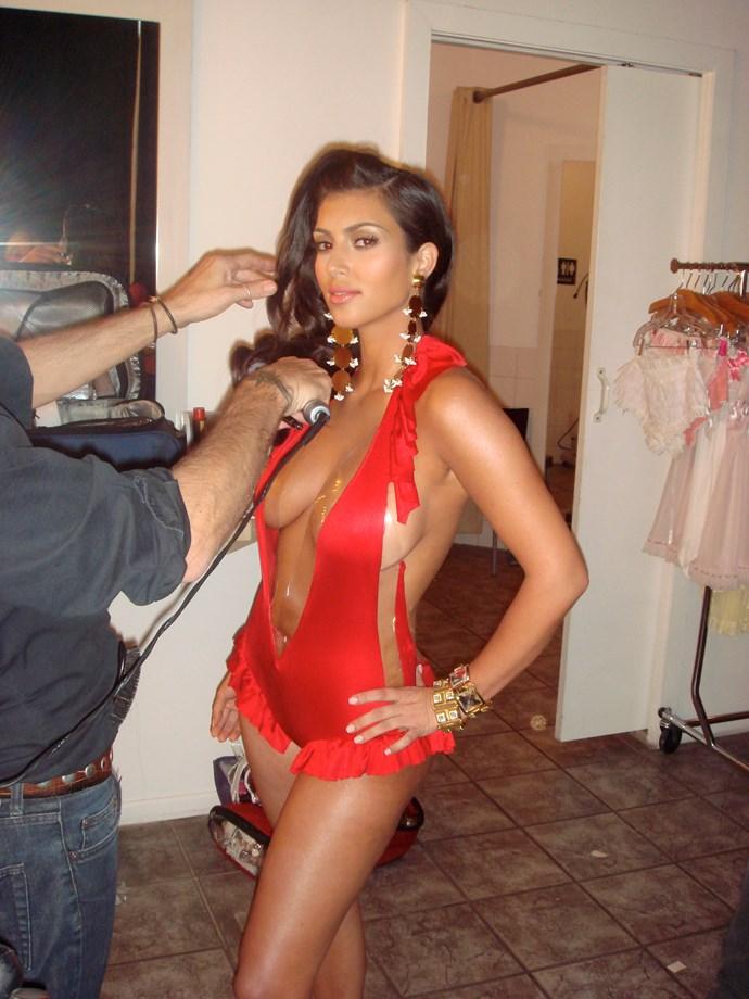 Kim's *Playboy* cover seems like a lifetime ago.