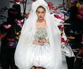 Is this the wedding dress Gigi Hadid will wear when she marries Zayn Malik?