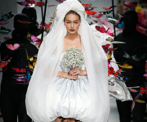 Is this the wedding dress Gigi Hadid will wear when she marries Zayn Malik?