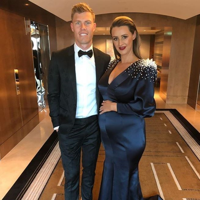 There are always more than a few bumps at the Brownlow and Stacey Kimpton, with partner Jake Melksham, was no exception in Con Ilio.