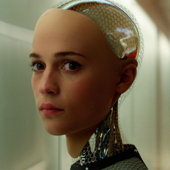 **Alicia Vikander:** The Swedish bombshell got her kit off while playing a sexy robot in 2014's *Ex Machina*, but it was probably more creepy than sultry (if you've seen the film, you'll know this is a credit to Alicia's acting skills and not a diss).