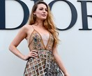 Blake Lively just wore dress made almost entirely out of underwear