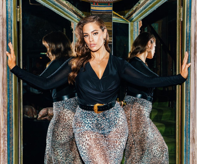 Do yourself a favour and check out Ashley Graham's hottest looks to date