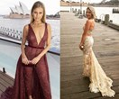All the best fashion from the Dally M 2018 red carpet