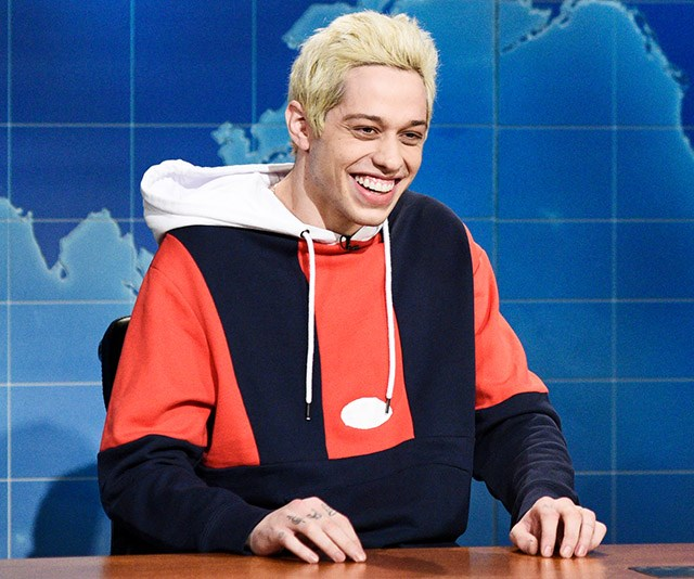 Pete Davidson joked about switching Ariana Grande's birth control for Tic-Tacs and people are pissed