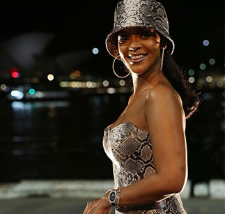 Rihanna has been living her best life in Sydney this week
