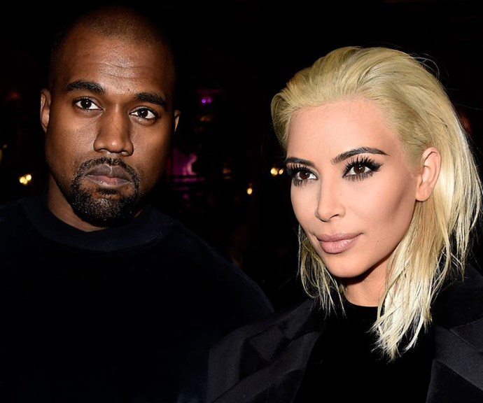 """Kim Kardashian isn't """"afraid"""" to disagree with Kanye West when they're alone together, source says"""