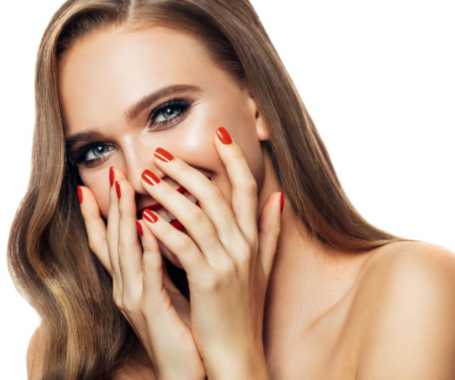 How to bounce back from gels and get healthy nails stat!