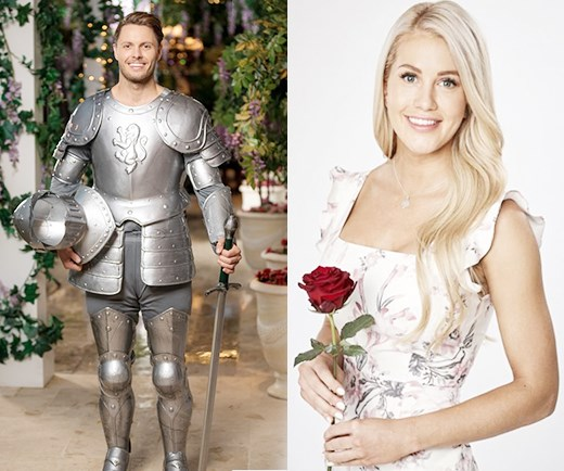 The Bachelorette Australia': Is Todd King, Ali Oetjen's knight in shining armour?
